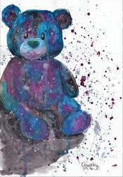 Universe Teddy by Cindy-R