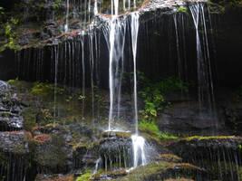 Waterfall 97 by AlissaDStock