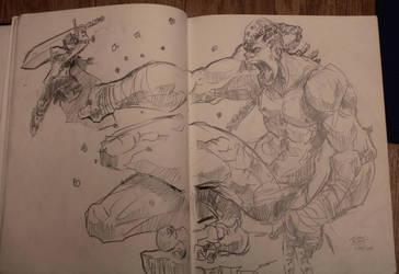 Titan by Run-Devil-Ru-n