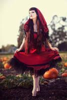 Black Lotus' Little Red Riding Hood by vampireleniore
