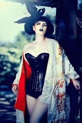 Featured In Gothesque Magazine Issue 20 by vampireleniore