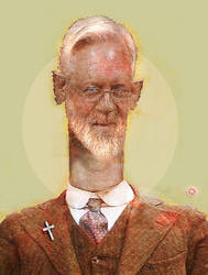 Fr Michael by The-Kreep-art