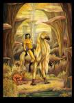 Golden World by hontor