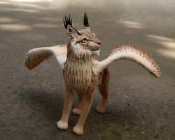 Lynx by hontor