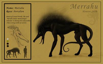 Merrahu by hontor