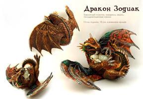 Dragon Zodiac by hontor