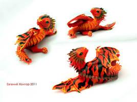 Toruk-colored Wiwern by hontor