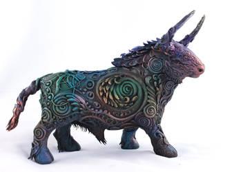 Fairy bull by hontor