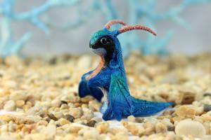 Blue Dragon Feb by hontor