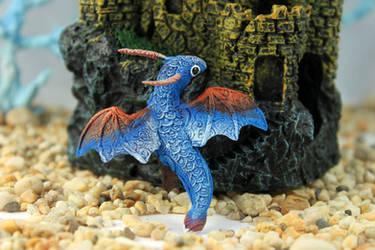 Little Dragon F II by hontor