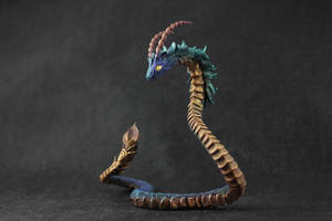 Queen Snake by hontor