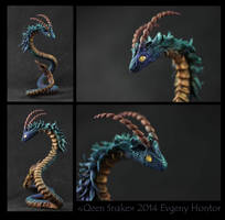 Qeen Snake II by hontor