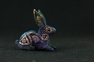 Geometric Bunny by hontor