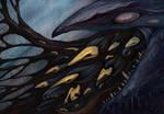 Bird's demons by hontor