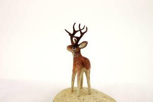 Little deer by hontor