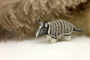 Armadillo by hontor