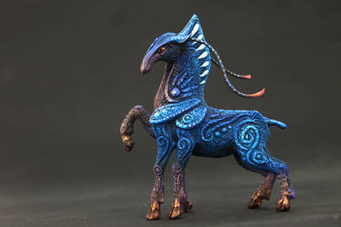 Pa'li - Avatar horse by hontor