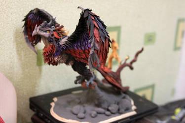 Commission Ji-Kun in progress by hontor
