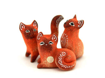 Sun cats by hontor