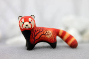 Sun Wanderer Panda by hontor