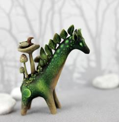 Giraffe spirit by hontor