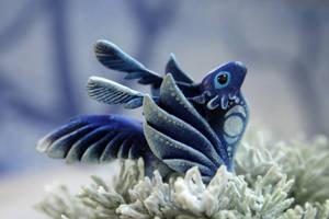 Little fairy dragon by hontor