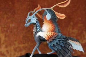 Paradise bird by hontor