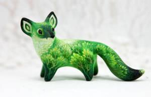 Summer foxy by hontor