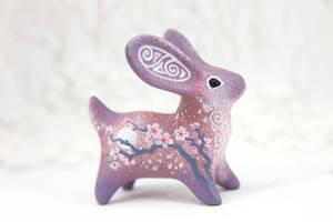 Sakura Bunny by hontor