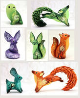 Little beasts by hontor