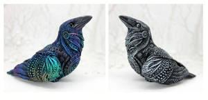 Ravens by hontor
