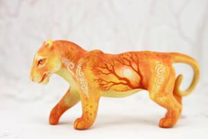 Lioness Sun Wanderer by hontor