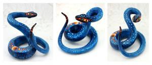 Magic Snake by hontor