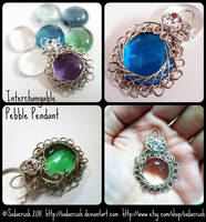 Interchangable Wire Wrapped I by sodacrush
