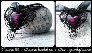 Gothic Heart by sodacrush