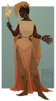 [closed] Adopt - Witch 3 by fionadoesadopts