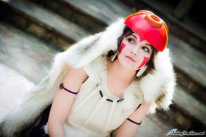 Princess Mononoke by lovelyyorange
