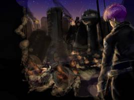 Future Trunks by avann