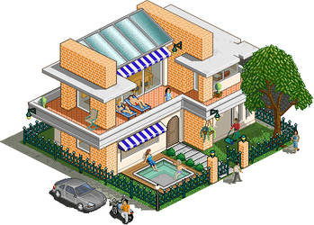 Habitat by daporta