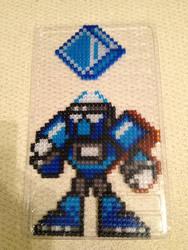 Yoku Man done with Pixel Blocks by N64Mario84