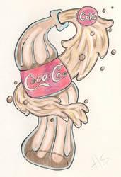 Coca Cola by PeaceKoi