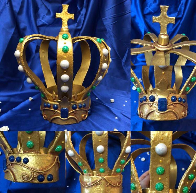 Ciel Phantomhive 1,000 Sleeping Princes Crown by ColorfulCupcakez