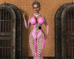 Isabella by jaycrimson3d