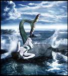 little mermaid by FeliDae84
