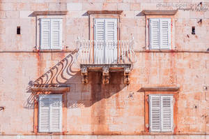 Windows of Croatia - II by FeliDae84