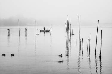 Morning fisher by FeliDae84