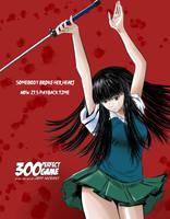 300 Perfect Game for Oh No! Manga by gieph