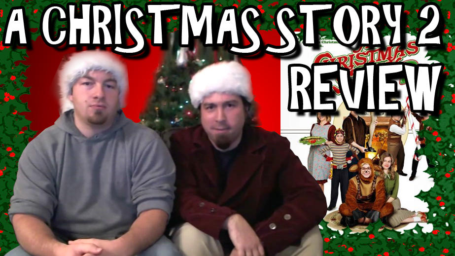 Christmas Story 2.A Christmas Story 2 Review Titlecard By Bobsheaux On Deviantart
