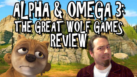 Alpha and Omega 3 Review Titlecard by Bobsheaux