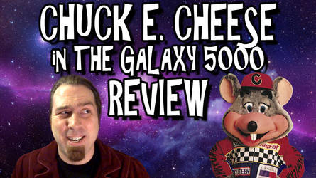 Chuck E Cheese in The Galaxy 5000 Review Titlecard by Bobsheaux